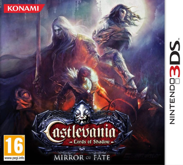Castlevania: Lords of Shadows Mirror of Fate